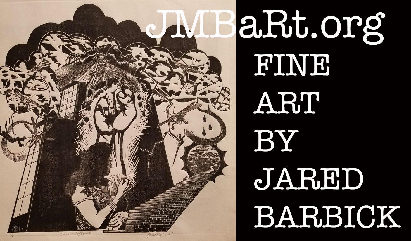 JMBaRt – Art by Jared Barbick